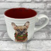 Happy Howl-idays Puppy Dog Tea Coffee Ceramic Mug Cup Christmas Holiday