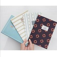 """""""Go Sailing"""" Exercise Book Pack of 4 Lined Study Notebook Diary Journal Notepad"""