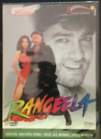 Rangeela, DVD, Bollywood Ent, Hindu Language, English Subtitles, New