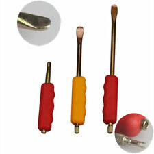3 Tire Lever Tool Spoon Motorcycle Bike Wheel Tire Iron Change Kit with Case Set