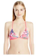 Rip Curl Women's Snow Lotus Fixed Triangle Bikini Top - S - Fast Free Shipping!