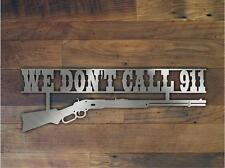 DXF CNC dxf for Plasma Laser Western 911 Metal Wall Art Dxf files man cave