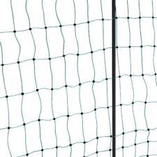 Kerbl Filet Électrifiable Double Pointe pour Élevage Volaille Vert 50 M x 112