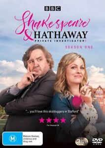 Shakespeare and Hathaway - Private Investigators DVD