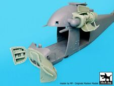 Black Dog 1/48 SH-2G Super Seasprite Engine+Electronics Set (Kitty Hawk) A48030