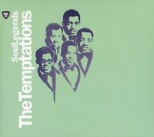 The Temptations Soul Legends CD NEW SEALED Ball Of Confusion/Psychedelic Shack+