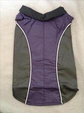 Manteau imperméable pour chien taille 40 cm -Gris et violet -Neuf