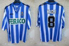 Maillot DEPORTIVO LA COROGNE CORUNA vintage ADIDAS camiseta HADJI n°8 shirt XL