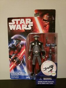 Star Wars Rebels FIFTH BROTHER INQUISITOR FIGURE 3.75 Inch Rebel Hunter New