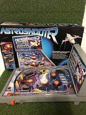 Vintage 1980's Tomy Astro Shooter Pinball Arcade Vintage Machine VGC Working!