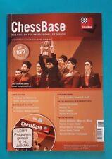 Chess Base Nr.175 Dez.16/Jan.17 deutsch/englisch mit DVD ! ungelesen 1A abs. TOP