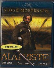 """""""alatriste"""" - historial aventura-Viggo Mortensen-Blu Ray-nuevo/en el embalaje original"""