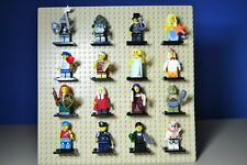 LEGO MINIFIGURES  SERIES 9 COMPLETE SET OF 16 FIGURES 71000