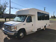 2013 Ford E-350 12 Passenger Plus Plus Wheel Chair 76000 71000 Miles Runs 100%