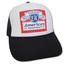 Elle King Beer Label Black Truckers Hat Cap New Official Love Stuff