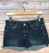 Aeropostale Size 2 Short Shorts Denim Jean Boyfriend