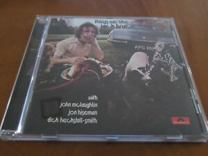 Jack Bruce - Things We Like - 70'S JAZZ CLASSIC CD Mint Con - FREE P&P IN EU