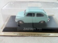 DIE CAST ZASTAVA 750 1/43 DeAgostini 1:43 legendary cars