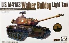 Afv Club 35041 M41 A3 Walker Bulldog Light Tank