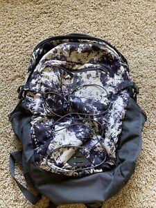 The North Face Borealis Backpack - Vanadis Grey,Black,White One Size