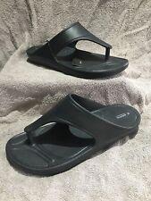 Womens Flip Flops Very Lightweight ! Size 7/8 Ideal Pool Sandals !!