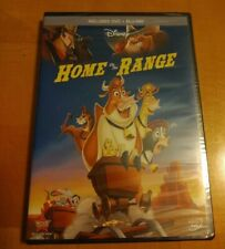 Home On The Range Disney DVD Blu-ray New Sealed