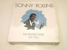 SONNY ROLLINS - THE PRESTIGE YEARS 1949-1957 BOX 12 LP FONIT CETRA NUOVO! SEALED
