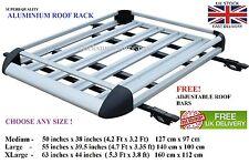 Rav 4 Toyota Landcruiser Prado roof tray platform rack carry box luggage carrier