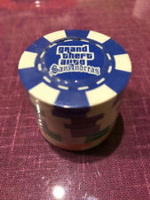 Grand Theft Auto San Andreas - fichas de poker / chip poker set completo RARE