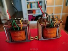 Isophon Frequenzweiche Spule Kernspule Vintage Paar Spulen