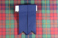 Nuevo Kilt Montaña Escocés Poliéster Hose / Calcetines Bandas con Ligas