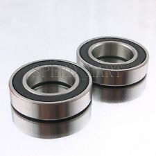 2PCS 6903-2RS 6903RS Deep Groove Rubber Shielded Ball Bearing (17mm*30mm*7mm)