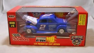 Racing Champions STOCK RODS 1:24 1998 Diecast  #2 Rusty Wallace Penske