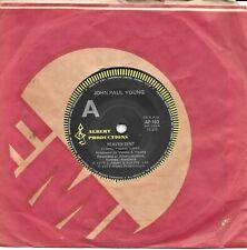 "JOHN PAUL YOUNG - HEAVEN SENT/ DON'T YOU WALK THAT WAY - 7"" 45 VINYL RECORD 1979"