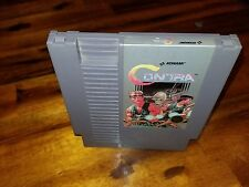 Contra (Nintendo Entertainment System, 1988) NES  Game - Tested