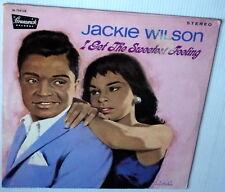 JACKIE WILSON I get the sweetest feeling Sellado Estéreo