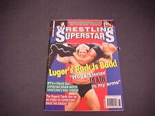 Wrestling Superstars Magazine Spring 1996 Luger's Rack Ramon Robert Gibson M2117