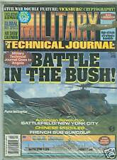 Military Technical Journal #10 Magazine April 1997 SEALED