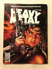 HEAVY METAL MAGAZINE SEPTEMBER 1990