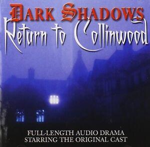 Dark Shadows: Return - Dark Shadows: Return to Collinwood (Original Soundtrack)