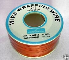 Prototype Wire wrap cable 30AWG 30# 300M Red XBOX360