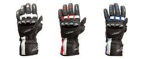 RST Pilot 2020 Semi Sport Ce Herren Motorrad SPORTS Perforiert Leder Handschuhe