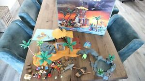 playmobil 3938 setnr. pirate island lagoon pirata Pirat Lagune redcoats laguna