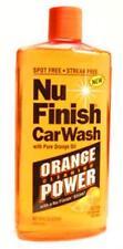NU Finish NFW-820 Poly Car Wash, 16 Oz