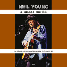 Neil Young & Crazy Horse Live in Mountainview CA 1994- NEW SEALED 180g VINYL!