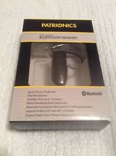 Patriotics Headset Bluetooth Handsfree Universal for Mobile Phone