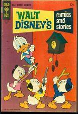Gold Key Comics, Walt Disney's Comics and Stories Vol. 28 #8, 1968 Donald Duck!