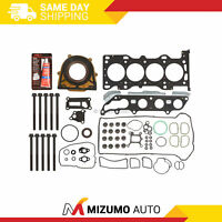Full Gasket Set Head Bolts Fit 2007 Ford Focus DURATEC 2.0 DOHC CA Design