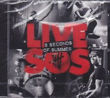 CD ♫ Compact disc «5 SECONDS OF SUMMER ♪ LIVE SOS» nuovo