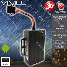 3G Gps Tracker Vimel Free Web Site Real Live View Tracking Anti Theft Device